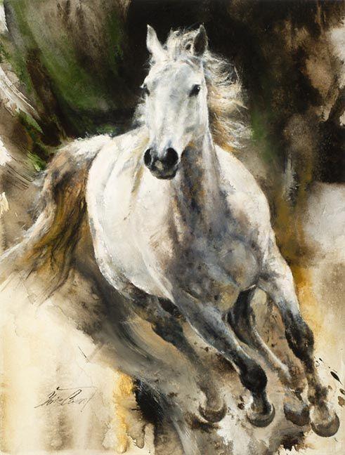 "Chris Owen Western Art ""Flight"""