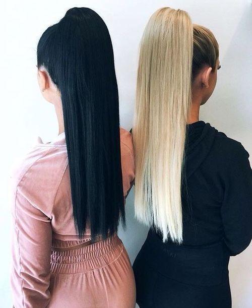 Imagen de bff, blonde, and brown