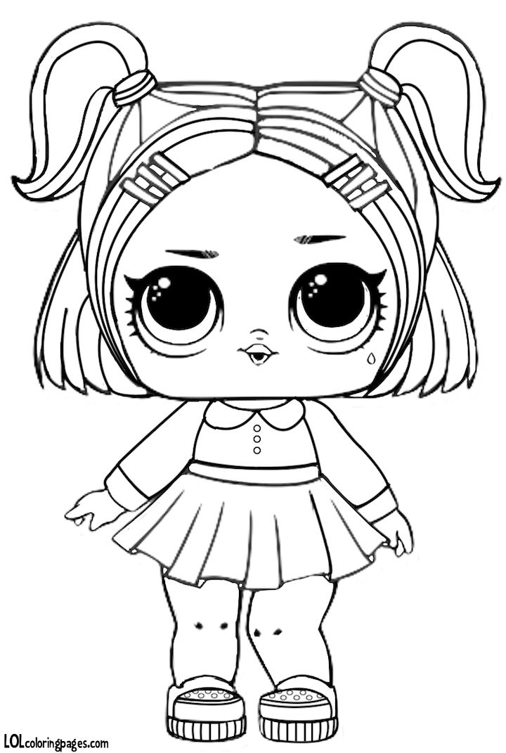 dusk lol doll coloring pages | 288 best Lol images on Pinterest