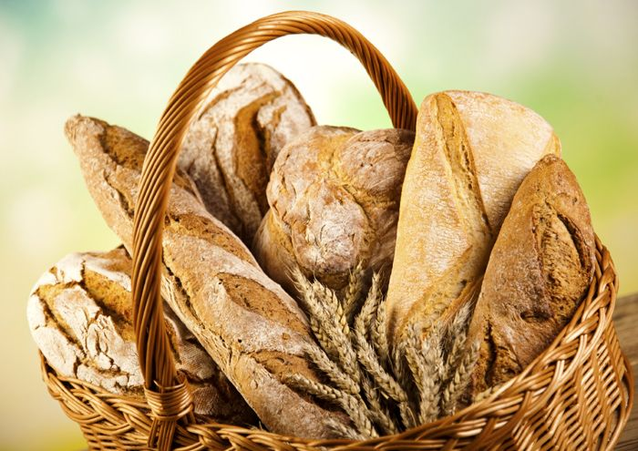 El pan: ¿cuánto engorda?, ¿qué cantidad debo consumir?, ¿cuál aporta más calorías?...
