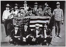 WWI. 14 Choctaw men became the first Native American Codetalkers. Within 24 hours after the US Army starting using the Choctaw speakers, they turned the tide of battle by controlling their communications.