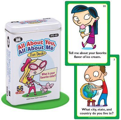 All About You, All About Me Fun Deck - Super Duper Educational Learning Toy for Kids by Super Duper Publications, http://www.amazon.com/dp/158650486X/ref=cm_sw_r_pi_dp_S5pLrb0V0045C