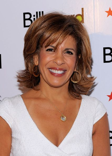 Hoda Kotb was a fantastic news anchor on WWL in New Orleans and now co-hosts with Kathy Lee Gifford...we still love her here in Louisiana.