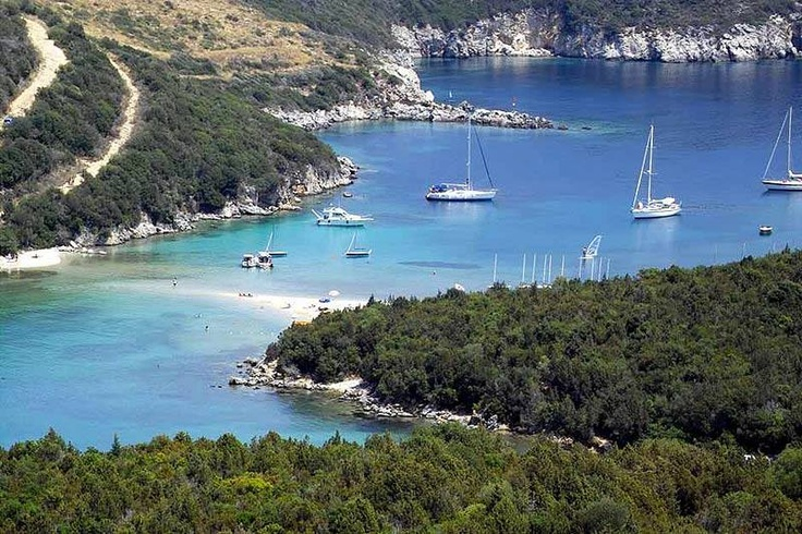 Sivota Thesprotia Greece