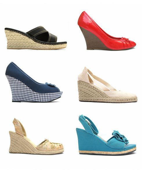 How to Clean Your Wedges - Breathe new life into your seasonal footwear