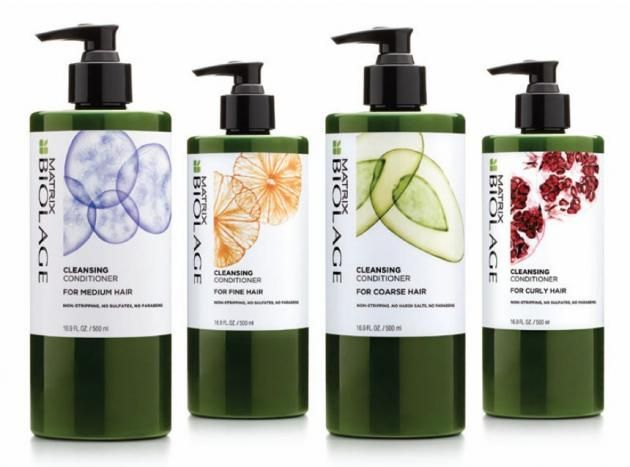 """Matrix Biolage Cleansing conditioner. This is a new product by Biolage, which is their version of """"wen"""" shampoo. I used the course one with avocado, and let me tell you my hair felt so soft and smooth. These products are sulfate free and are perfect for dry, damaged,  color treated hair."""