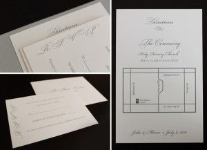 17 bedste idéer til wedding invitation inserts på pinterest, Wedding invitations
