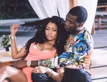 BEEF Alert: Nicki Minaj Shades Meek Mill Meek Mill Gives Her Epic Reply