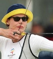 The first known Archery competition was organised in Finsbury, London, in 1583. It attracted 3,000 participants.  Hollywood actress Geena Davis took part in US trials for the Sydney 2000 Olympic Archery team.