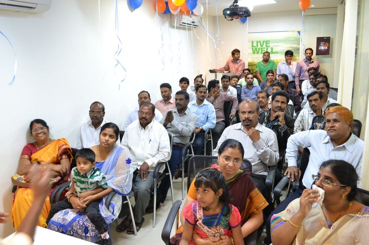 Proyoung 1st New Year Celebrations At Our Jubilee Hills Corporate Office Proyoung