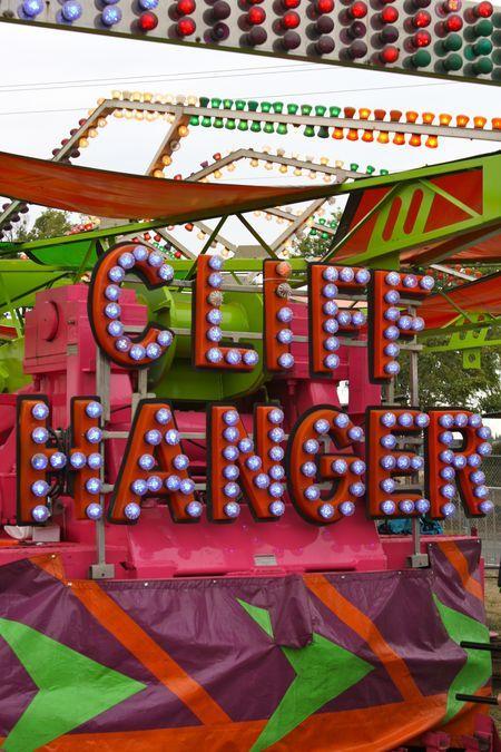 Cliff HangerCliff Hangers Hanging, Signs Signs, Signs Block, Rollers Coasters, Scenery Breaking, Cliff Hangerhang, Yer Signs