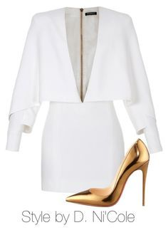 """Untitled #2065"" by stylebydnicole ❤ liked on Polyvore"