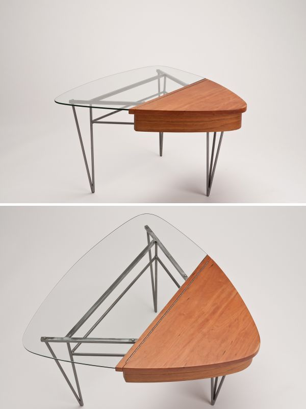 Pic Table By Zillion Design At Private Residence Vancouver Bc Industrial Style Coffee Table Table Contemporary Chairs