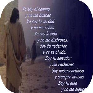 Quien es Jesus para ti? Who is Christ to you?