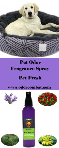 Do not let stinky pet odors take over your breathing space. Spray Pet Fresh anywhere pet odors are an issue ... carpets, bedding, litter boxes, curtains or crates.  By using pet friendly ingredients, we combat the stink without causing any harm to your precious pets.