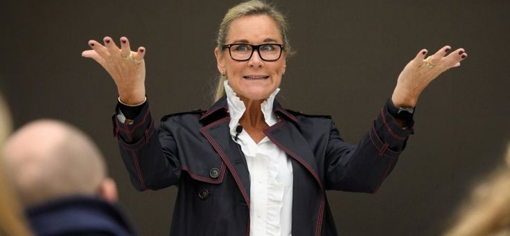 Apple's Retail SVP Angela Ahrendts Gives A MasterClass on How To Build Your Brand