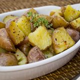 Baby Red Potatoes, Campfire Cooking | Camping Recipes