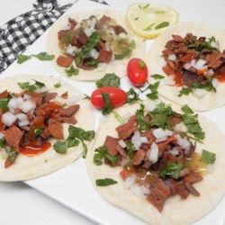 Tacos de Carne Asada  #AllrecipesFaceless #MyAllrecipes #AllrecipesAllstars