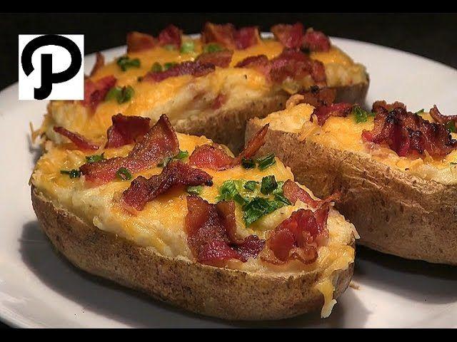 http://cooking-recipes-easy.com/veg/potato/easy-twice-baked-potato-recipe-how-to-make-the-best-twice-baked-potatoes/ - Easy Twice Baked Potato Recipe: How To Make The Best Twice-Baked Potatoes http://cooking-recipes-easy.com/wp-content/uploads/2017/06/sddefault-107.jpg