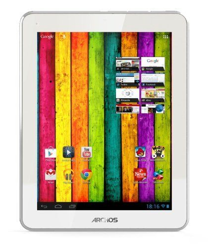 Archos 80 Titanium HD 8GB Android Tablet : android tablets
