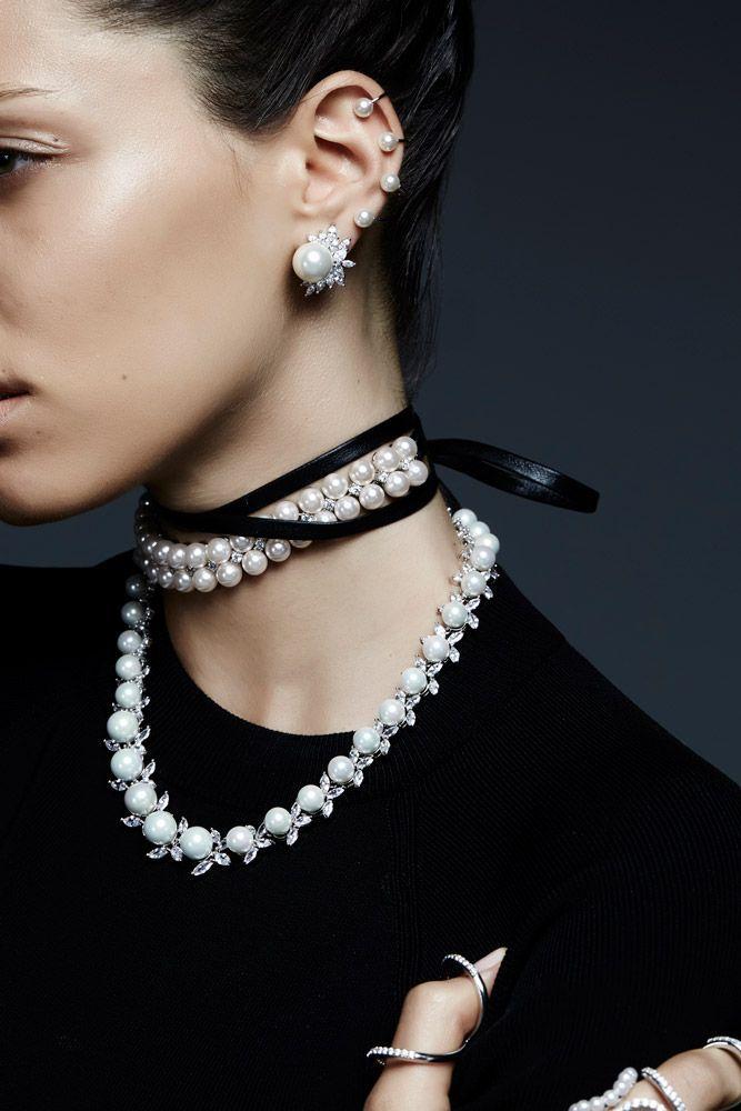 a095d3121bb3f MONARCH PEARL CHOKER - Fallon Jewelry   designer jewelry   Fallon ...