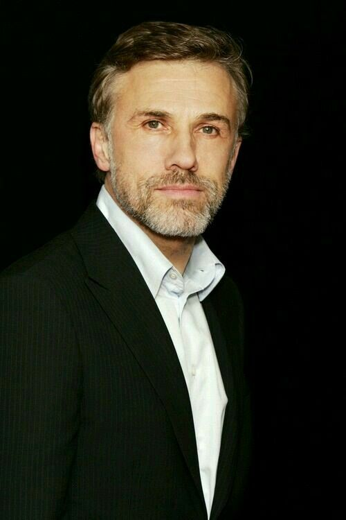 This man is a great actor Christoph Waltz