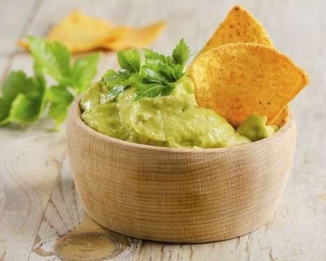 Le guacamole, vous adorez ça et vous ne pouvez plus vous en passer. Alors quand vous avez eu l'idée ... - 750 grammes