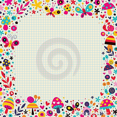 http://thumbs.dreamstime.com/x/mushrooms-butterflies-snails-flowers-border-design-element-30670086.jpg