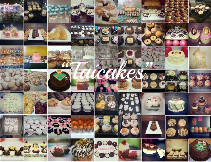 Taicakes.cl  Repostería Artesanal  #cupcakes #minicupcakes #cookies #muffins #brownies #Todo elaborado por Sol Borda  Providencia (Santiago de Chile)