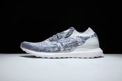 Adidas Ultra Boost Uncaged Blue White BA9616 Mens