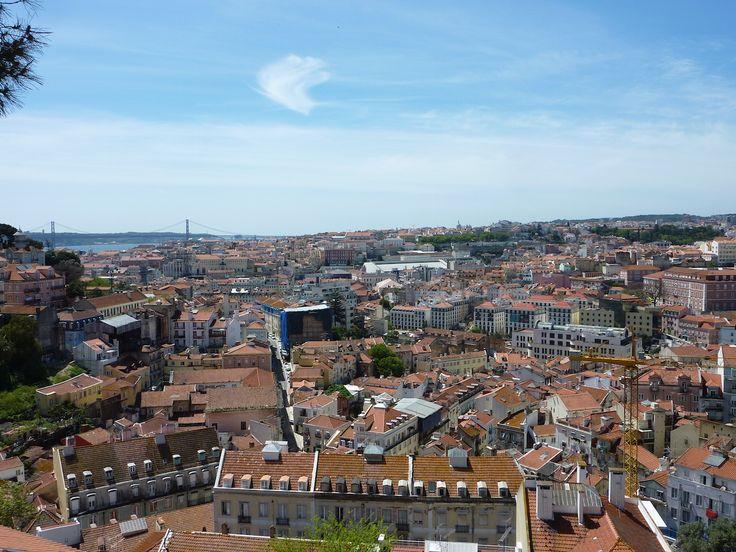 View from the Miradouro Sophia de Mello