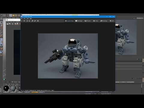 AOV -multi pass- RedShift For C4D - YouTube