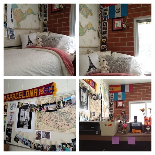 31 Best Dorm Room Decor Images On Pinterest College