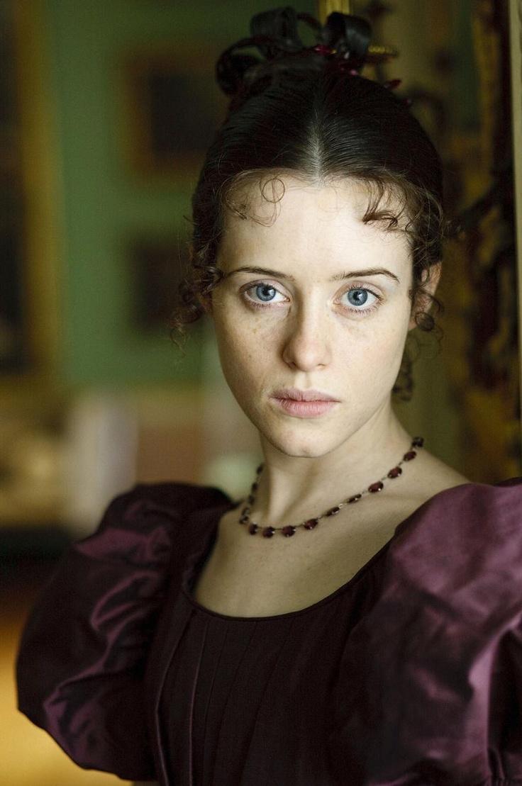 """Claire Foy - """"Little Dorrit"""" (TV, 2008) - Costume designer : Barbara Kidd"""