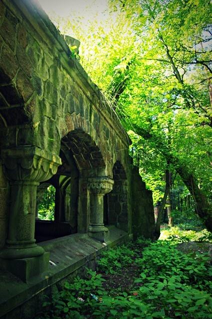 Ruiny Wieży Quistorpa | Foto: Agnieszka Tylka
