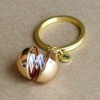 Wish | Secret Message Keychain, best friend, boyfriend gift, Fathers day gift, G...