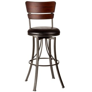 Santa Monica Stool | Overstock.com Shopping - Great Deals on Hillsdale Bar Stools