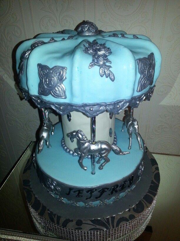 Carrousel taart