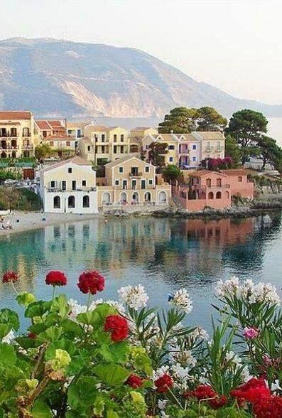 Kefalonia, Ionian Islands, Greece