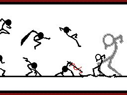 stickman fighting gifs | Stickman Fight Moving...
