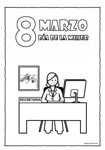 Mañana Se Celebra El Día De La Mujer Trabajadora Os Dejo Estos