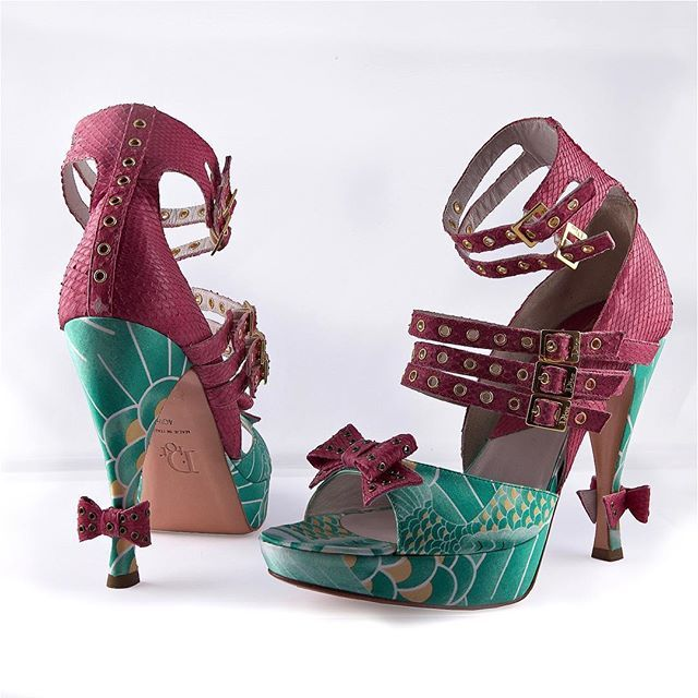 Walk A Mile In My High Heeled Shoes