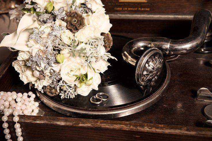 Gallery   Miss Wedding Design design vintage anni 20, brook cristal swarovshi