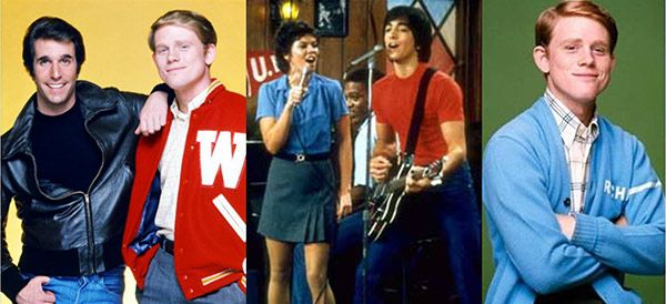 images of old tv shows | Old School TV Style: Fashion Inspired by Happy Days – College ...