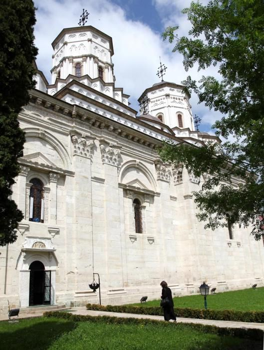 Biserica Golia Romania Iasi jassy Romania