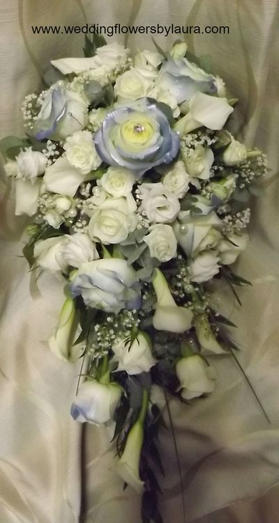 Shower Bouquets – Wedding Flowers by Laura