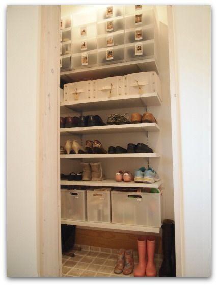 玄関収納】玄関をスッキリ!オシャレな靴の収納特集 | スクラップ [SCRAP] 靴の収納をスッキリ見せるための鉄則