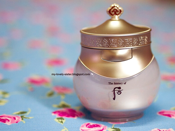 My Lovely Sister ♥ a blog with love: Monday's Love Pick : The History of Whoo Gongjinhyang Seol Whitening & Moisture Cream