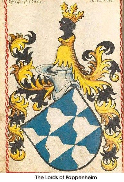 negro heraldry - Google Search