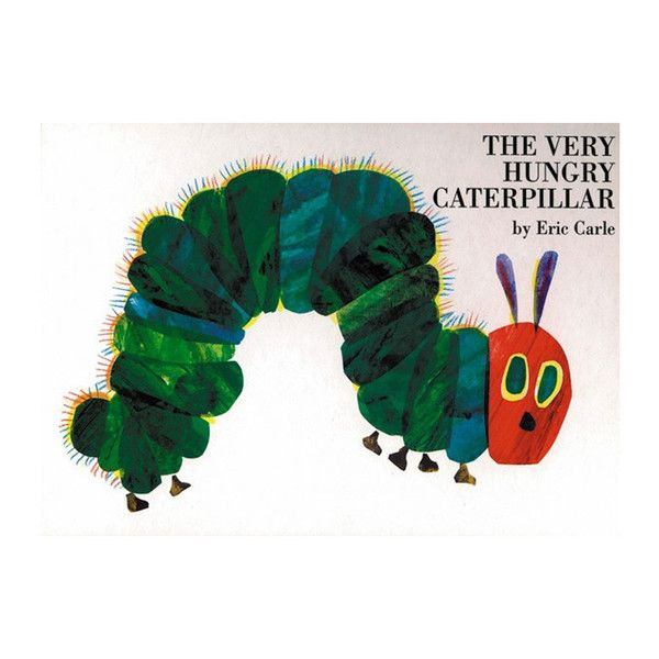 Eric Carle's Very Hungry Caterpillar is an inspiring character, teaching children to be creative and colourful. His Stories teach youngsters to explore and enj